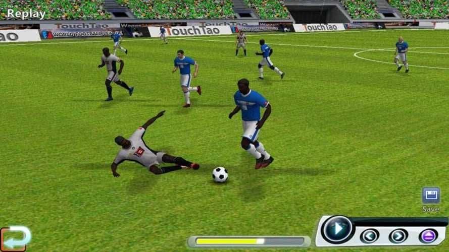 Футбол Лига мире 1.9.9.4